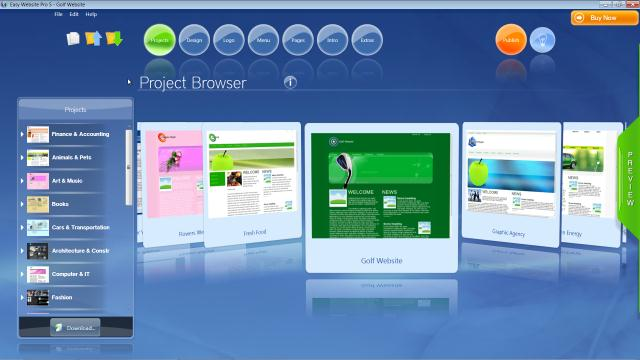 Download Easy Website Pro Free