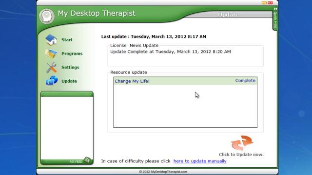 mydesktoptherapist not getting activation key