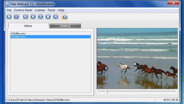 Fake Webcam 7.4 Serial - фото 5