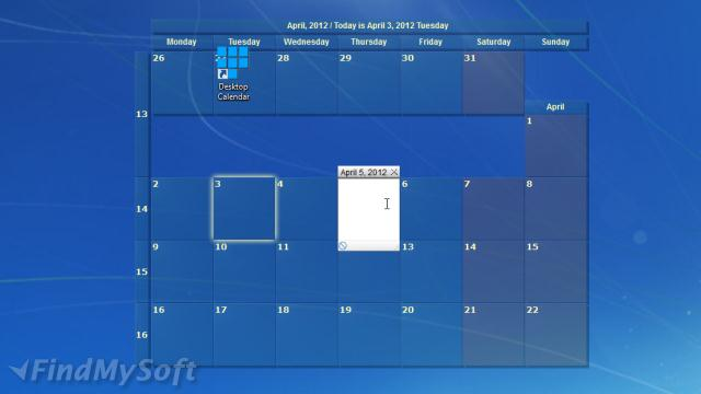 Calendar Free Download For Pc : Desktop calendar free download and software reviews
