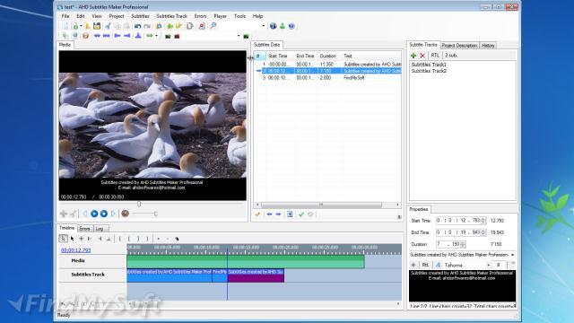 ahd subtitles maker professional download