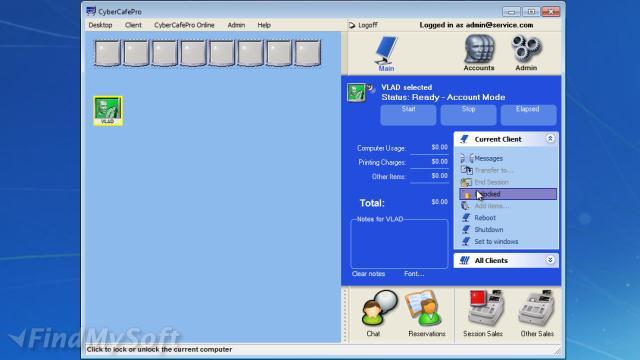 cybercafepro 5 server gratuit