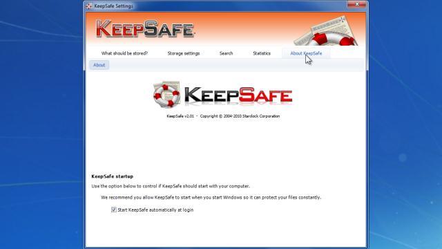 Download KeepSafe Free