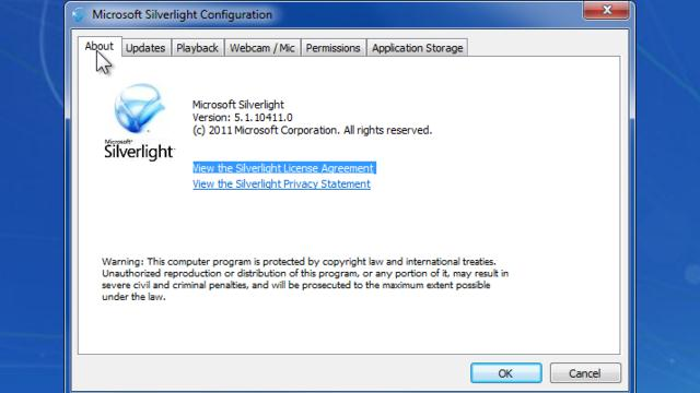 Microsoft silverlight 5. 1. 50907. 0 | free download | full game.