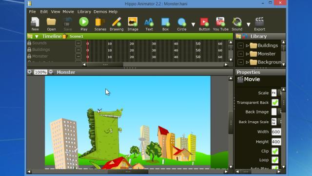 Hippo animator скачать торрент