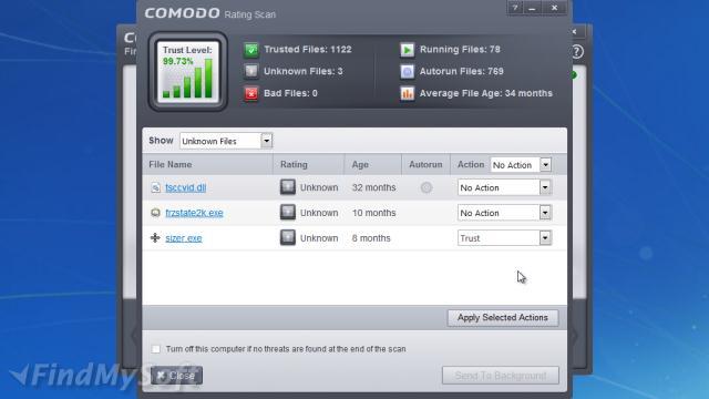 Download Comodo AntiVirus Free