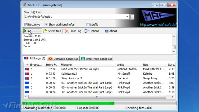 Download MP3Test Free