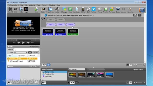 propresenter 5 free download for windows 10