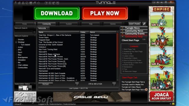 download tunngle latest version pc