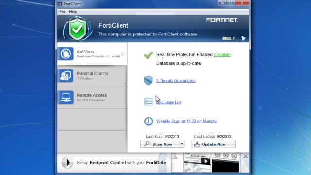 forticlient 5.6.6