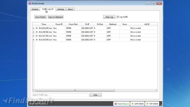 Download Packet Sender Free