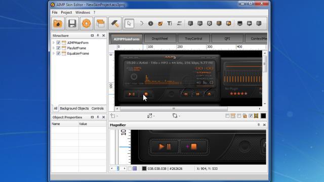 Download AIMP Skin Editor Free