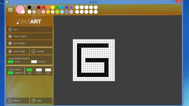 pixel art 8.1