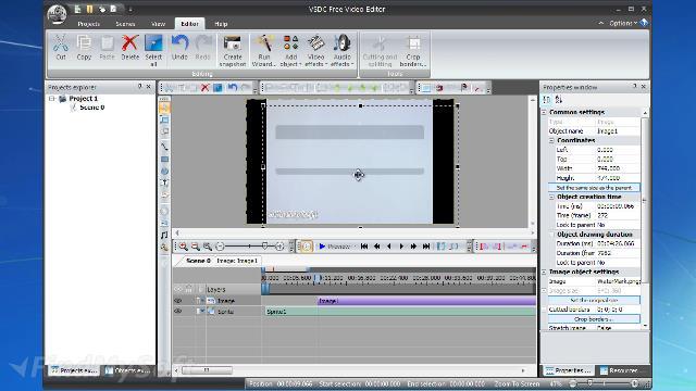 Download VSDC Free Video Editor Free