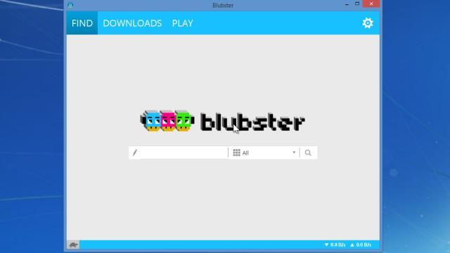 Www blubster com download.
