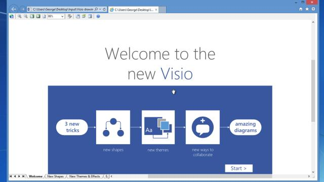 Download Microsoft Visio Viewer Free