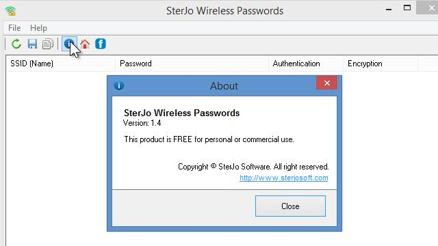 WIRELESS TÉLÉCHARGER PASSWORDS STERJO