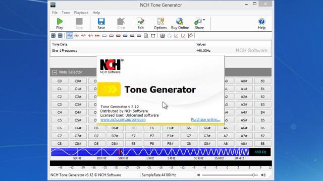 Download Tone Generator Free