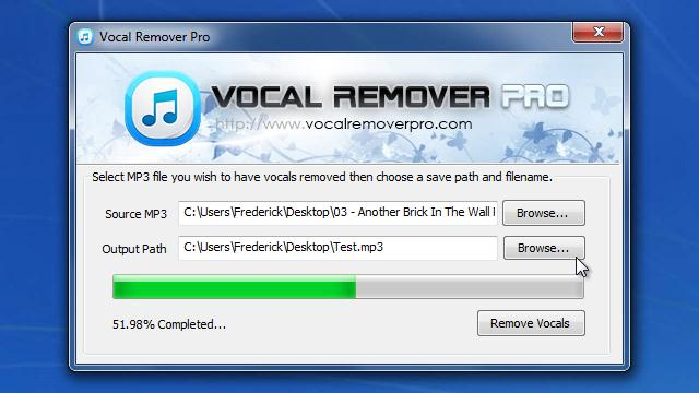 10 best free software to remove vocals from a song.