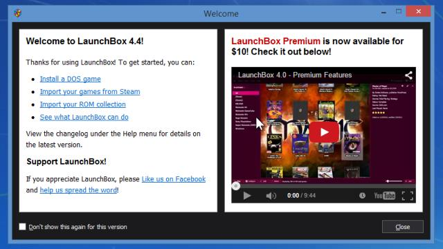 Download LaunchBox Free