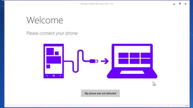 recovery tool windows 8.1 phone
