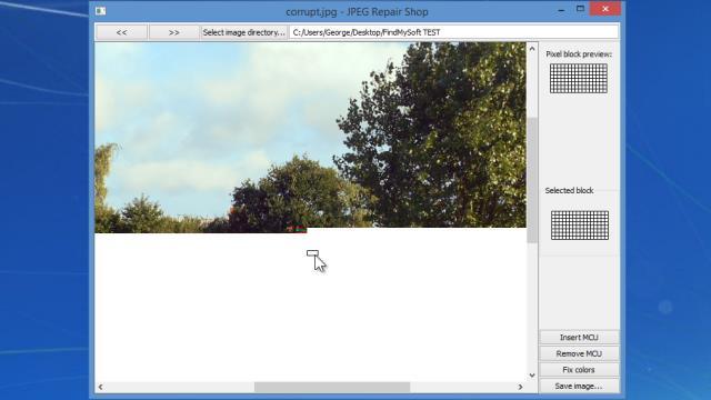 Download JPEG Repair Shop Free