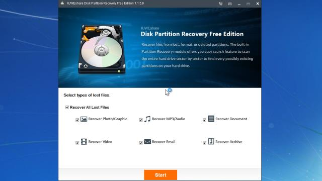 Download Disk Partition Recovery Free