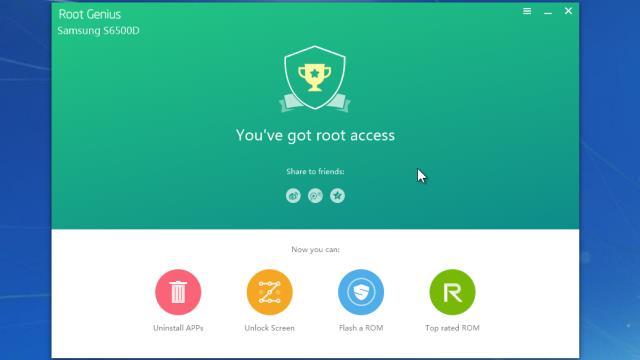 Download Root Genius Free