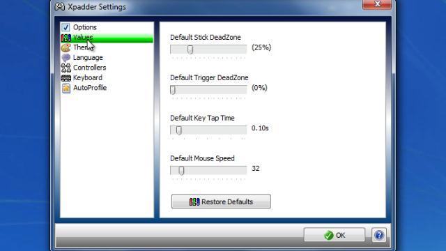Download Xpadder Free