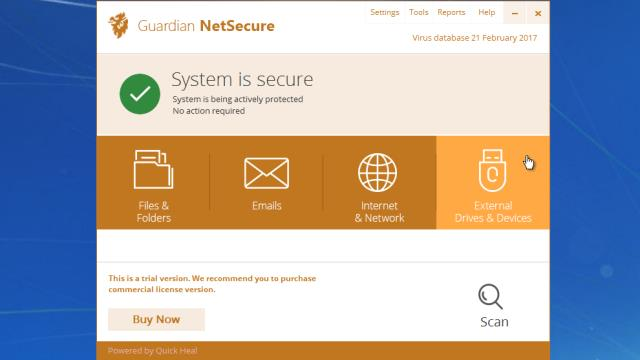 product key guardian netsecure