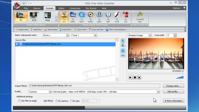 Download VSDC Free Video Converter Free