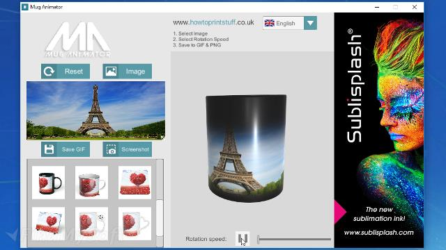 Download Mug Animator Free
