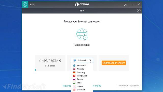 Build your own web proxy server