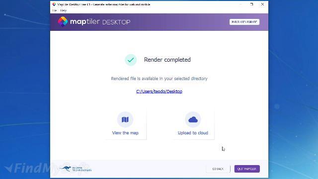 Download MapTiler Free