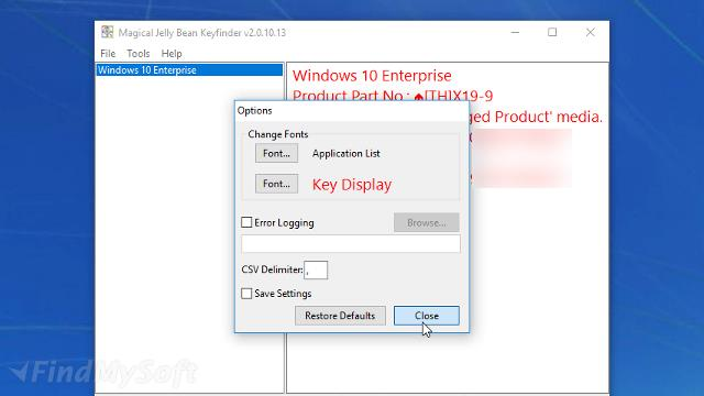 Download Magical Jelly Bean Keyfinder Free