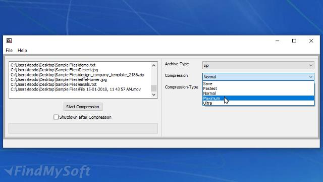 Download 7zip Batch Compression Free