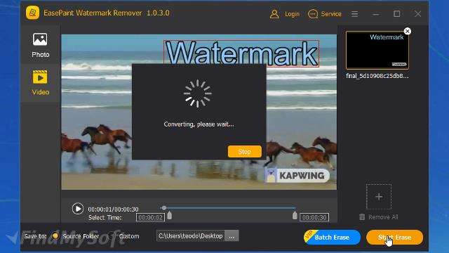 Download EasePaint Watermark Remover Free