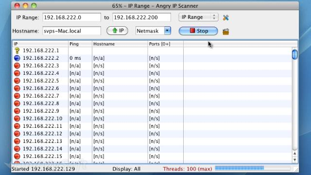 Download Angry IP Scanner(Mac) Free
