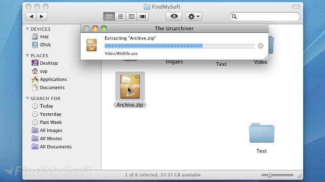 Download The Unarchiver(Mac) Free