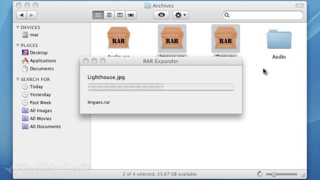 rar expander mac download