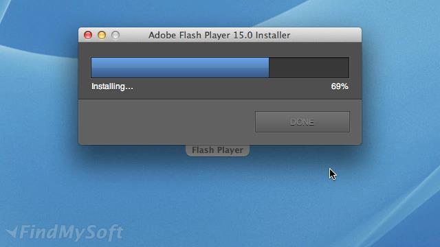 installer adobe flash