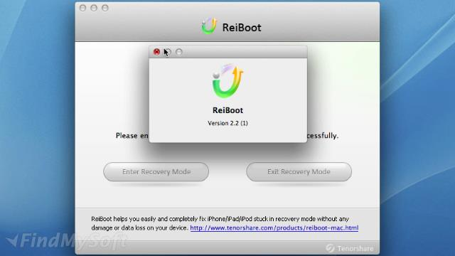 reiboot pour mac