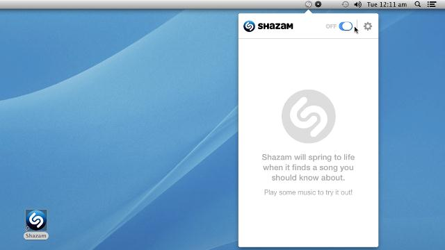 shazam the song