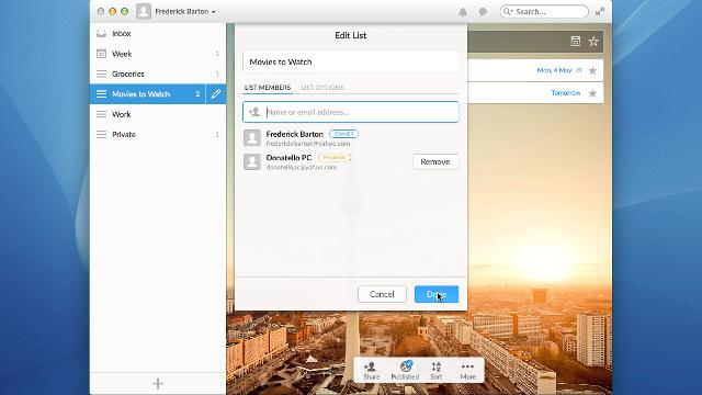 Download Wunderlist(Mac) Free